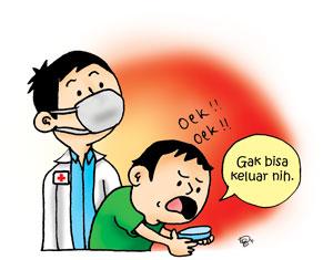 Batuk-batuk TBC