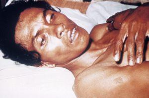 Penderita kolera