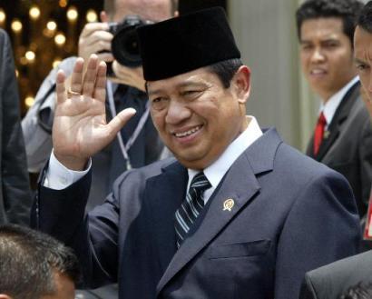 Susilo Bambang Yudhoyono - Presiden RI