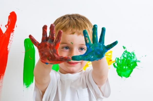 Cara Mengenalkan Warna Pada Anak - the learning community dot us